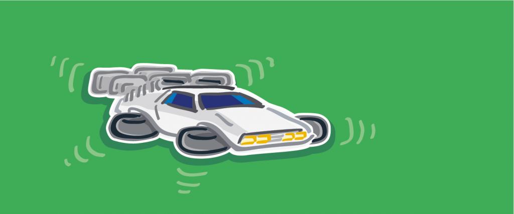 deLorean Plan de travail 6@4x